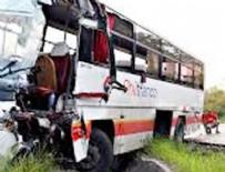 GANA - Katliam gibi kaza: 53 Ölü, 23 Yaralı