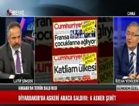 LATİF ŞİMŞEK - Latif Şimşek'ten o gazetelere sert tepki