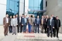 RAMAZAN KURTYEMEZ - Mamak Sanayici Ve İş Adamları Derneği'nden Eyvaz'a Ziyaret
