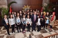 TÜRKER İNANOĞLU - Pasaport Programıyla 100 Bin Çocuk Kültür Gezisi Yaptı