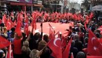 KAZIM ÖZALP - Antalya'da Teröre Lanet Mitingi
