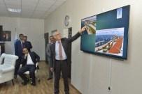 NEDIM AKMEŞE - Başkan Yılmaz'ın Van Ziyareti