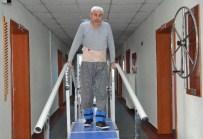 FELÇLİ HASTALAR - Tatvan'da Vatandaşlar Fizik Tedavi İle Şifa Buluyor