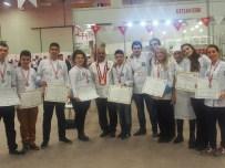 Üniversiteli Aşçılar Ödülle Döndü