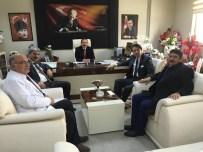 AHMET YAPTıRMıŞ - Aydemir Açıklaması 'Erzurum 2023'E De Damga Vuracak. Sağlıkta Erzurum Marka Şehir'