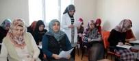 EBRU SANATı - Büyükşehir'den Oltu'ya Eğitim Ve Kültürel Katkı