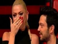 HADİSE AÇIKGÖZ - Hadise O Ses Türkiye'de  gözyaşlarına hakim olamadı