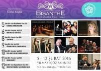 BAROK - Süleymanpaşa Belediyesi Bisanthe Oda Müziği Festivali 5 Şubatta Başlıyor