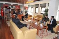 Timkoder'den Başkan Tiryaki'ye Ziyaret