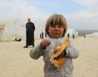 MEHMET HAN - Türkmen Dağından Gelenler Kampa Yerleştiriliyor