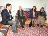 MUSTAFA MASATLı - 'Bereketimiz Yaşlılarımız' Projesi