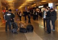 K-9 - Havalimanında K-9 Köpekleri Bomba İzi Sürüyor