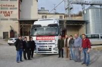 RASIM ARSLAN - Koyulhisar'dan Bayırbucak Türkmenleri'ne Yardım