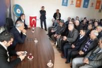 ALEVILIK - Milletvekili Mustafa Şahin'den Terör Örgütü PKK'ya 'Lağım Faresi' Benzetmesi