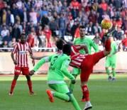 VOLKAN NARINÇ - Spor Toto Süper Lig (İlk Yarı)