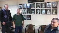 TARIŞ - Burhaniye'de TARİŞ Başkanlarına Vefa
