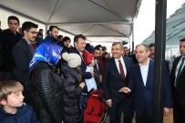Türkiye'de Bir İlk Açıklaması 'Mobil Buz Pisti'