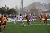 AHMET ZENGİN - 25 Martspor, Pasinler Deplasmanından Eli Boş Döndü