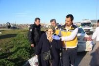 İNTEPE - Alkollü Sürücü Polisten Kaçtı, Geri Dönüş Yolunda Aynı Noktada Başka Bir Araca Çarptı