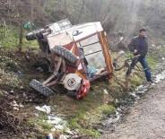 Korgan'da Patpat Kazası Açıklaması 4 Yaralı