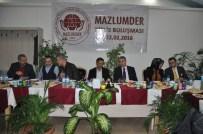 AHMET FARUK ÜNSAL - Mazlumder Tatvan'da STK'larla Bir Araya Geldi