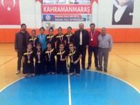 SALON FUTBOLU - Ağrı Spor Lisesi Kız Futsal Takımı Türkiye Finallerinde