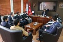 BALKI - AK Partili Gençlerden Başkan Subaşıoğlu'na Ziyaret