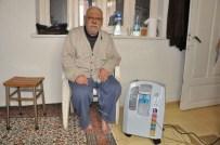KOAH - Başkan Alıcık, Koah Hastası Yaşı Adamın Derdine Çare Oldu