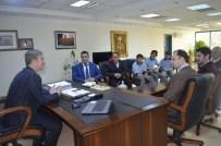 SALON FUTBOLU - Başkan Şirin Manisa Şampiyonları'na Başarılar Diledi