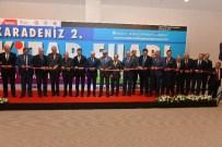 NEBIL ÖZGENTÜRK - Karadeniz 2. Kitap Fuarı Açıldı