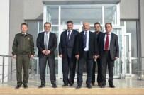 ALP ARSLAN - Saray Meslek Yüksekokulu Yeni Binasına Taşındı