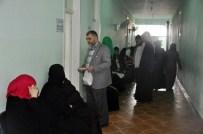 ÜCRETSİZ İLAÇ - Suriyelilere Sağlık Hizmeti