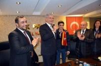 ZEKERIYA GÜNEY - AB Bakanı Volkan Bozkır Açıklaması