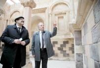 ABDULLAH ÇAVUŞOĞLU - Ağrı İbrahim Çeçen Üniversitesi YÖK Başkanı'nı Ağırladı