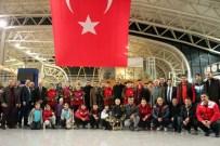 DEDE MUSA BAŞTÜRK - Avrupa Şampiyonlarına Coşkulu Karşılama