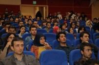 YABANCı DIL SıNAVı - KBÜ'de Öğrenciler Erasmus Ve Farabi Değişim Programları Hakkında Bilgilendirildi