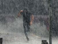 YAĞIŞ UYARISI - Meteorolojiden yağış uyarısı