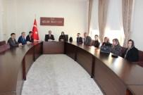 BÜLENT ÖZKAN - 2016'Nın İlk Güdümlü Projesi'nin Startı Kilis'ten Verildi