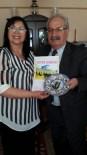 İÇTIMAI - Eskişehirli TV Yapımcısı Eriş'e Azerbaycan'dan Ödül