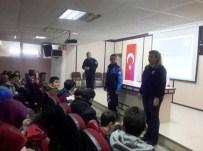 MEHMET BAYRAM - Fatsa'da Polisten Öğrencilere Seminer