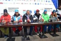 TÜRKIYE KAYAK FEDERASYONU - Fıs Snowboard Dünya Kupası Erciyes'te Yapılacak