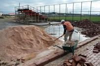 ÇUKURKÖY - Karakova Semt Sahaları'nda Alt Yapı Ve Çevre Düzenlemesi
