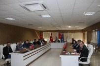 EMIN SERDAR KURŞUN - TKDK Giresun İl Koordinatörlüğü El Sanatları Çalıştayı Düzenledi