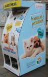OMURİLİK FELÇLİLERİ - Tuzla'da Sokak Hayvanları 'Mama Otomatı' İle Besleniyor