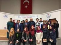 OSMAN GÜL - Ünlü Tarihçi Bahadıroğlu Yalovalı Gençlerle Buluştu
