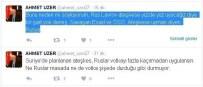 VOTKA - AK Partili Vekilden Rusya'ya Votkalı Ateşkes Göndermesi