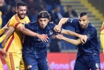 UYGAR BEBEK - Başakşehir 4 Maç Sonra Galip Geldi