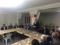 BALıKÖY - Başkan Musa Yılmaz Muhtarlarla Kargılı Köyü'nde Buluştu