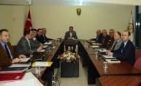 MUHARREM TOZAN - Encümen Toplantısı Yapıldı