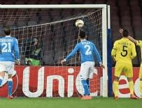MAREK HAMSIK - Napoli Avrupa ligine veda etti